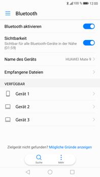 Huawei Mate 9 - Bluetooth - Geräte koppeln - Schritt 7