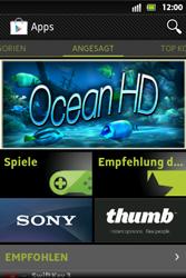 Sony Xperia Go - Apps - Herunterladen - 10 / 22