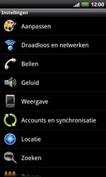 HTC S510e Desire S - bluetooth - aanzetten - stap 4