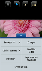 Samsung Wave 2 - Photos, vidéos, musique - Prendre une photo - Étape 12