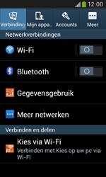 Samsung S7580 Galaxy Trend Plus - bluetooth - aanzetten - stap 4