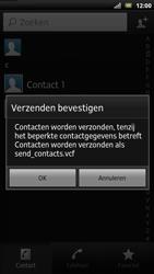 Sony LT22i Xperia P - contacten, foto