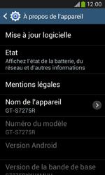 Samsung Galaxy Ace III - Logiciels - Installation de mises à jour - Étape 7