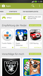 HTC One Mini - Apps - Herunterladen - 5 / 20