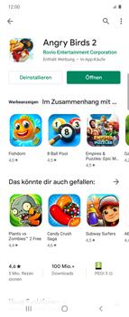 Samsung Galaxy Z flip - Apps - Installieren von Apps - Schritt 18
