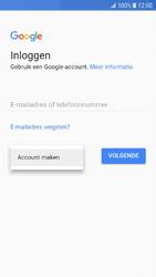 Samsung Galaxy J5 (2016) - Android Nougat - Applicaties - Account aanmaken - Stap 5