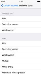 Apple iPhone 5c iOS 9 - MMS - Handmatig instellen - Stap 7