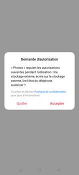 Oppo Reno 4 - Photos, vidéos, musique - Envoyer une photo via Bluetooth - Étape 4