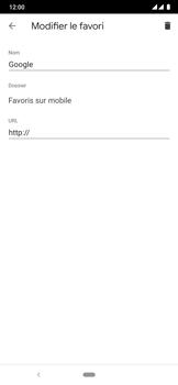 Nokia 6.2 - Internet et roaming de données - Navigation sur Internet - Étape 11