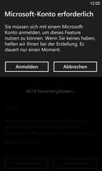 Nokia Lumia 920 LTE - Apps - Konto anlegen und einrichten - Schritt 9