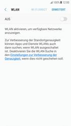 Samsung Galaxy S6 (G920F) - Android Nougat - WLAN - Manuelle Konfiguration - Schritt 6