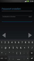HTC One - Apps - Konto anlegen und einrichten - 11 / 25