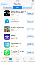 Apple iPhone 6 iOS 8 - Applicazioni - installazione delle applicazioni - Fase 9