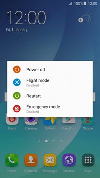 Samsung N920 Galaxy Note 5 - MMS - Manual configuration - Step 16