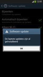 Samsung I9505 Galaxy S IV LTE - software - update installeren zonder pc - stap 9