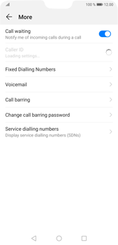 Huawei P20 Pro Android Pie - Voicemail - Manual configuration - Step 6