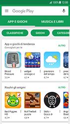 Samsung Galaxy S7 Edge - Android N - Applicazioni - Come verificare la disponibilità di aggiornamenti per l
