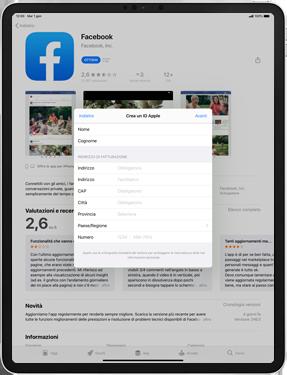 Apple iPad Pro 10.5 (1st gen) - iPadOS 13 - Applicazioni - Configurazione del negozio applicazioni - Fase 17