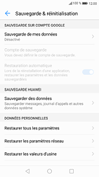 Huawei P9 - Android Nougat - Appareil - Restauration d