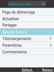 Nokia 301-1 - Internet - Navigation sur Internet - Étape 7