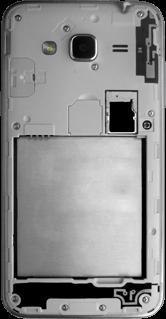 Samsung Galaxy J3 (2016) - SIM-Karte - Einlegen - 5 / 9