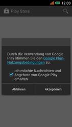 Alcatel One Touch Idol Mini - Apps - Installieren von Apps - Schritt 5