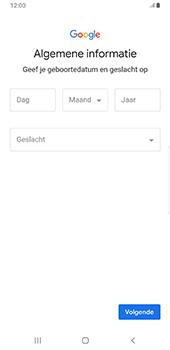 Samsung galaxy-note-9-sm-n960f-android-pie - Applicaties - Account aanmaken - Stap 8