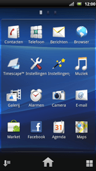 Sony Xperia Neo - Internet - Internetten - Stap 2