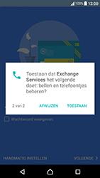 Sony Xperia X Compact (F5321) - E-mail - Handmatig Instellen - Stap 11