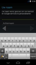 Acer Liquid Jade S - apps - account instellen - stap 6