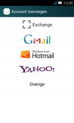 Huawei Y3 - e-mail - handmatig instellen - stap 5