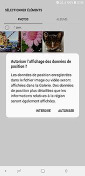 Samsung Galaxy J6 Plus - Contact, Appels, SMS/MMS - Envoyer un MMS - Étape 16