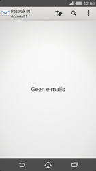 Sony D6503 Xperia Z2 - E-mail - Account instellen (POP3 met SMTP-verificatie) - Stap 4