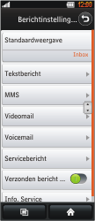 LG BL40 New Chocolate - Voicemail - Handmatig instellen - Stap 6