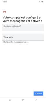 Samsung Galaxy A31 - E-mails - Ajouter ou modifier votre compte Yahoo - Étape 13