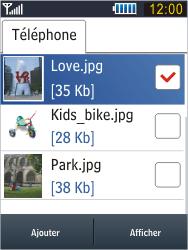 Samsung B3410 Star Qwerty - E-mail - envoyer un e-mail - Étape 10
