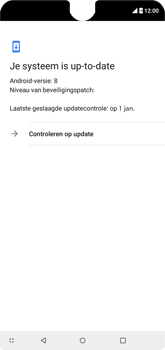 Wiko View 2 - Toestel - Software update - Stap 7