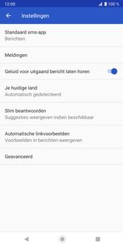 Sony Xperia XZ3 - MMS - probleem met ontvangen - Stap 6