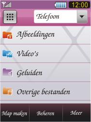 Samsung S7070 Diva - contacten, foto