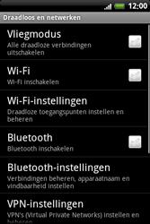 HTC A6363 Legend - Bluetooth - headset, carkit verbinding - Stap 5