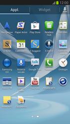 Samsung Galaxy Note II - Applicazioni - Installazione delle applicazioni - Fase 4