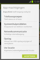 Samsung S6790 Galaxy Fame Lite - apps - app store gebruiken - stap 18