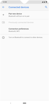 Nokia 7.2 - Bluetooth - Connecting devices - Step 5