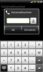 HTC A8181 Desire - Voicemail - handmatig instellen - Stap 6