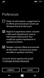 Microsoft Lumia 535 - Applicazioni - Configurazione del negozio applicazioni - Fase 20