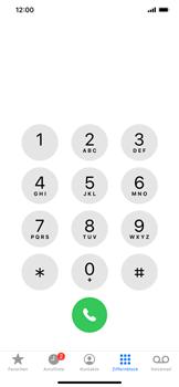 Apple iPhone 11 - Anrufe - Anrufe blockieren - Schritt 3