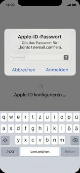 Apple iPhone X - iOS 11 - Persönliche Einstellungen von einem alten iPhone übertragen - 15 / 40