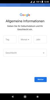 Sony Xperia L3 - Apps - Konto anlegen und einrichten - Schritt 8