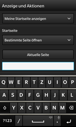 BlackBerry Z10 - Internet und Datenroaming - Manuelle Konfiguration - Schritt 19