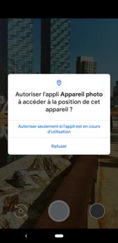 Google Pixel 3a - Photos, vidéos, musique - Créer une vidéo - Étape 4